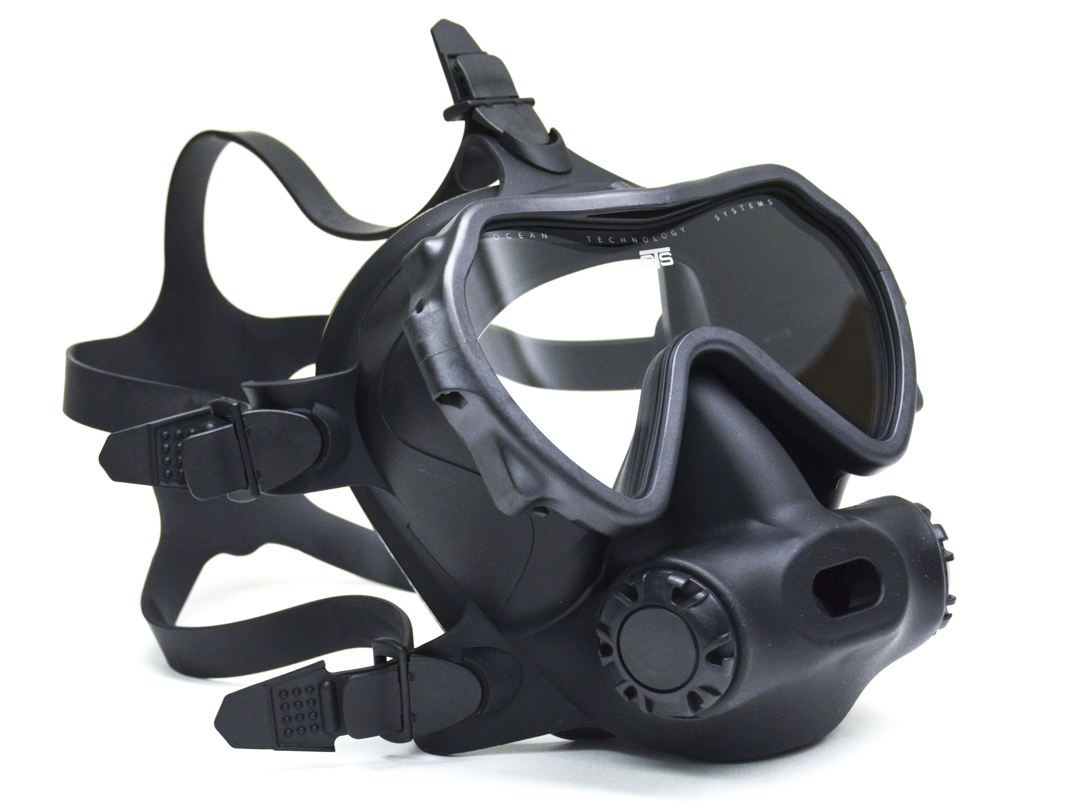 Full Face Mask Comparison Ocean Technology Systems